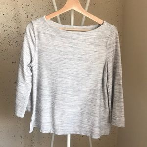 Business Casual Top 3/4 Flare Sleeves